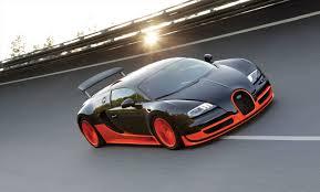 BUGATTI Veyron 16.4 SuperSport World Record - YouTube