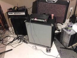4x10 Guitar Cabinet Thoughts On Pairing Fender Rumble V3 2x10 Combo With The V3 4x10