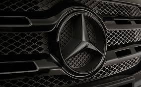 Download wallpapers Mercedes-Benz logo ...