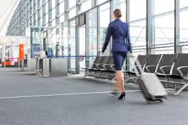 flirting stupid questions and other things cabin crew hate about flight attendant walking at the airport