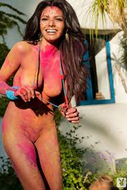 Nude holy indian women