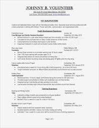 Handyman Resume Template Inspirational Free Resume Cover Letter