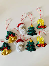 christmas tree decorations lightweight
