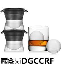 ball ice maker. whiskey ice balls and round cubes that won\u0027t water down your scotch,bourbon,cocktails sphere molds \u0026 ball maker - buy cube