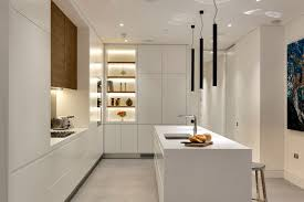 modern kitchen ideas with white cabinets. Perfect White Kitchen Design Ideas  White Modern And Minimalist Cabinets  Warm Wood  Above The With White O