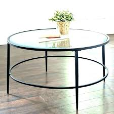 round display tables round glass coffee tables glass top display coffee table round glass side table