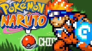A NARUTO Fan Game! - Naruto Pokemon ROM Hack! - YouTube