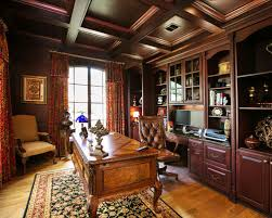 masculine office. Inspiration For A Timeless Builtin Desk Home Office Remodel In Dallas Masculine Houzz
