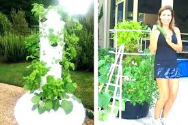 aeroponic tower garden growing system vertical canada
