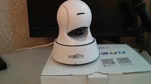 VESKYS <b>Wireless WiFi IP Camera</b> - GearBest обзор - YouTube