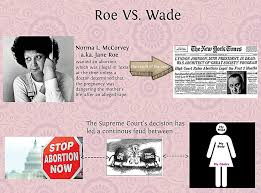 roe v wade the neoconservative christian right roe v wade