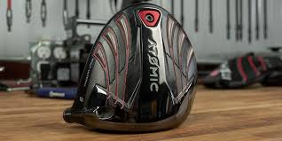 First Look Tommy Armour Atomic Driver
