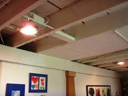 Low Ceiling Basement Basement Ideas With Low Ceilings Basement Intended For  Lighting For Low Ceilings In Basement