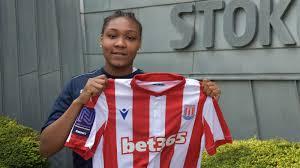 Stoke City sign former Villa striker Tanisha Smith – Midland Women's Soccer