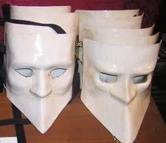 Plastic Masks To Decorate Venice II Mask Culture Ex Urbe 97