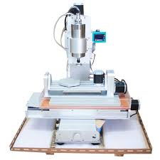 cnc milling machine for sale. online cheap 2016 newest cnc router 5 axis machine 2.2kw drilling milling engraver high precision ball screw table column type by lybga for sale