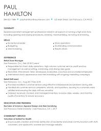 Exceptional Resume Examples Resume Samples For Every Job Title Industry Resume Now