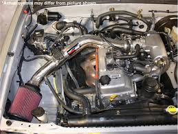 Injen PF2015P | Power-Flow Air Intake Toyota Tacoma 2.4L, 4 Cyl ...