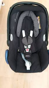 cabriofix car seat maxi in excellent condition washing cosi cover