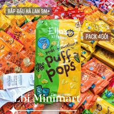 Các mã bánh kẹo ăn dặm UK có sẵn ạ khách... - Mẹ và bé Ebi Minimart