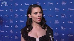 Hayley Atwell talks about what if Peggy ...
