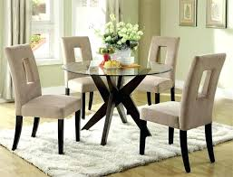 round glass dining table glass dining room sets plans amusing decor small glass top dining table