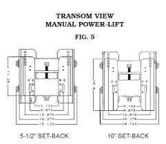 cmc manual jack plate stainless steel 65212 proboatparts com cmc tilt and trim wiring diagram at Cmc Jack Plate Wiring Diagram