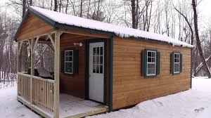 Small Picture Hunting Cabin North Country ShedsNorth Country Sheds