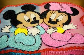 Baby Mickey Mouse Cake Topper  EtsyBaby Mickey Baby Shower Cakes