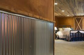 corrugated metal wall panels rug designs for interior corrugated