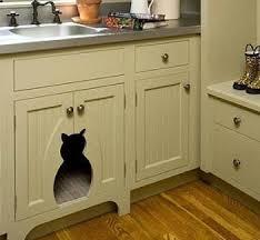 customize a cabinet cat litter cabinet diy
