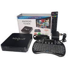 Tv Box Mxq Pro 4k 5g Precio