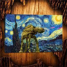 best vincent van gogh starry night home decor hd printed modern art painting on canvas unframed framed under 9 05 dhgate com