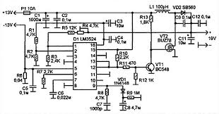 laptop power supply for car diagram circuit