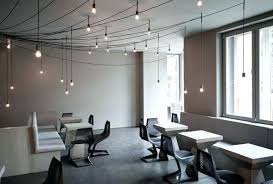 Hanging light bulbs Bulb Chandelier View In Gallery Hanging Light Bulbs Bulb Fixture With Cord Switch Cords Lighting Simple Design But Big Impact Taste Of Elk Grove View In Gallery Hanging Light Bulbs Bulb Fixture With Cord Switch