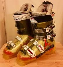 Nordica Supercharger Enforcer Ski Boots Size 6 295 Mm