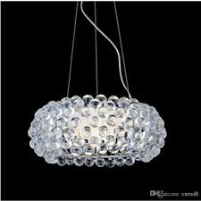 foscarini pendant light foscarini caboche chandelier clear transpa amber acrylic ball pendent lamp ceiling lamp hanging light restaurant hanging ceiling