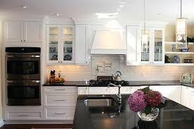 dark hardwood floors kitchen white cabinets. White Kitchen Cabinets With Dark Hardwood Floors Open Concept And .