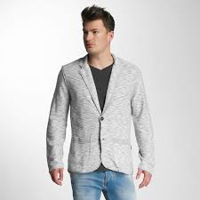 jack jones jacket blazer jorossie in grey men jack and jones jackets new york jack jones er jacket in faux leather fast delivery