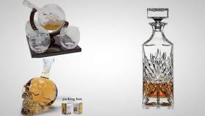 best whiskey decanters for men