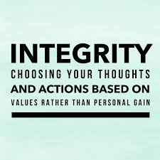 Quotes About Integrity Inspiration Integrity Quotes Juvecenitdelacabreraco