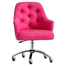 pink chair for desk twill tufted desk chair pink office chair canada pink chair for desk