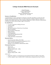 Resume Recent Grad 9 Resume For Recent Graduates Happy Tots