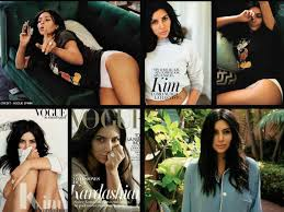 kim kardashian shares no makeup no filter pics from vogue spain shoot filmibeat