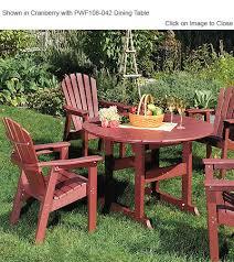Envirowood Outdoor Poly Furniture Seaside Casual™ SEA021