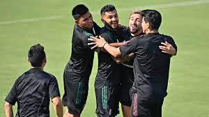 A qué hora juega México hoy vs ...