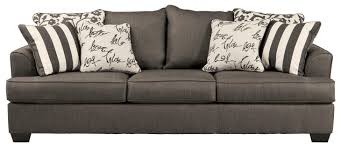 Signature Design by Ashley Central Park Sofa with Scatterback