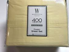 wamsetta sheets wamsutta 100 cotton sheets pillowcases ebay