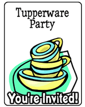Tupperware Party Invitations Free Printable Tupperware Party Invitations