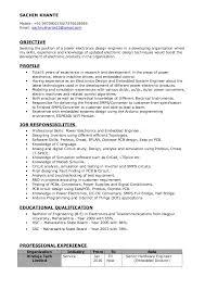 Power Electronics Engineer Resume - Sachin Khante. SACHIN KHANTE Mobile:  +91 9970902150/7276618969 Email: sachin.khante23@gmail ...
